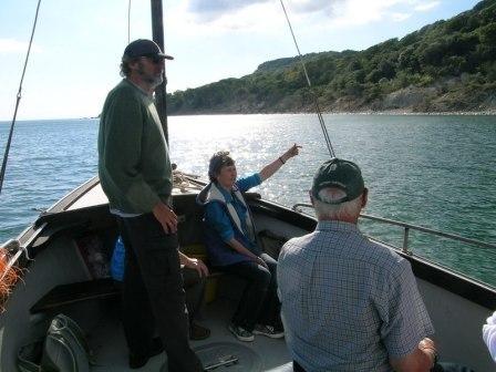 Boat Trip on the Kraken, 10th July 2014