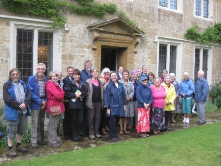 Visiting Farrs in Beaminster, August 2015