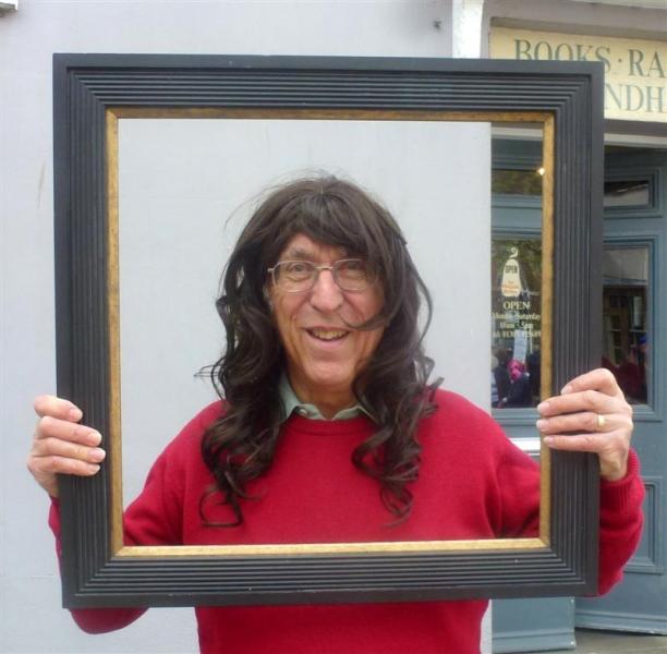 Peter-suitably-framed