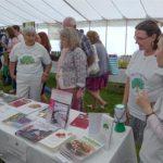 The Living Tree at Bridport Food Fair 13 June 2016