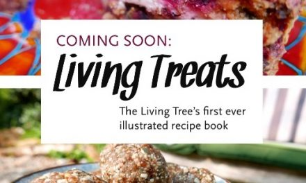 Living Treats – Cookbook