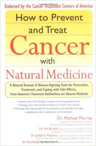 How to prevent cancer and ... cover
