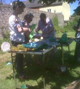 Craft Workshop, Summer 2016