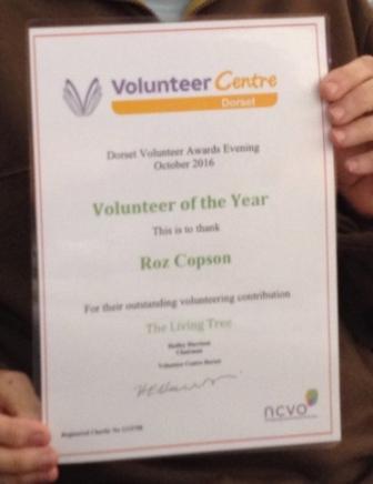 Dorset Volunteer Awards 2016