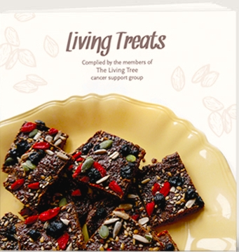 Living Treats cookbook
