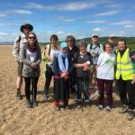 Roz Copson's Marathon Walk, April 2017