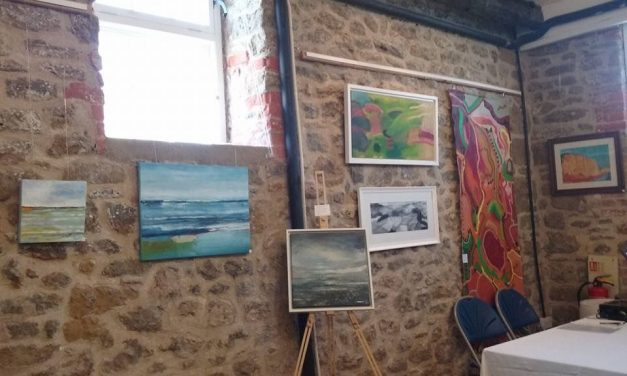 Art and Craft Exhibition at the Salt House
