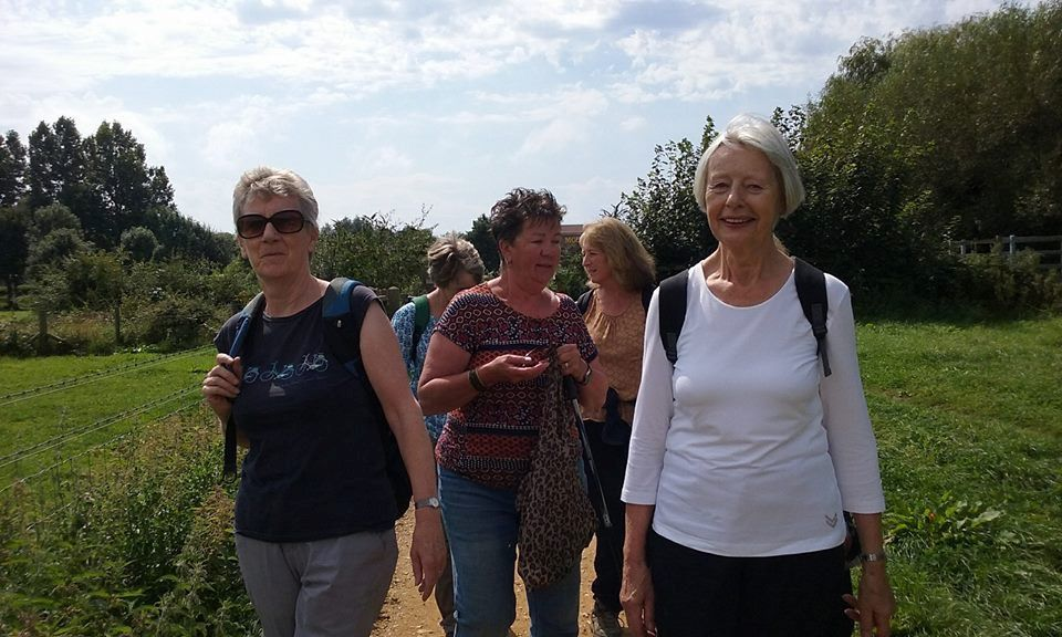 Living Tree Amblers – Walks in  the Bridport Area