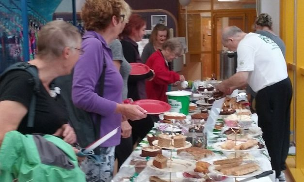MacMillan Coffee Morning at the Leisure Centre