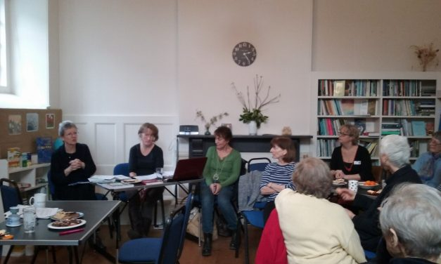 Friday Meetings at the Friends' Meeting House