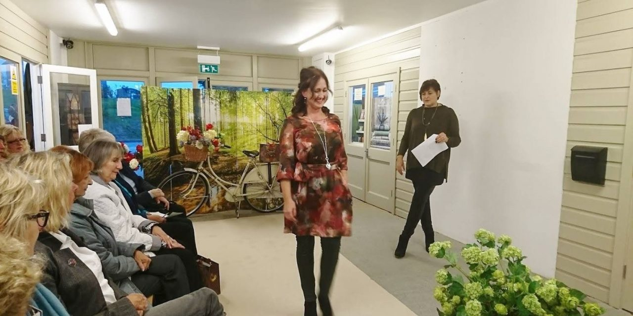 Colmer's Hill Fashion Show, October 2017