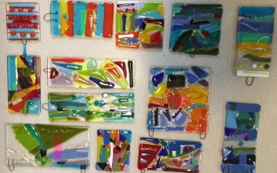 Friday, 26 January 2018. Art with Gill Hulse