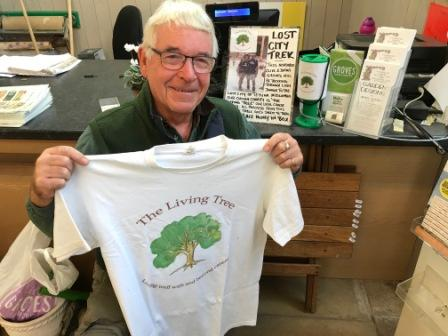 Clive and Di Groves Trekking in Columbia to Raise Funds for the Living Tree