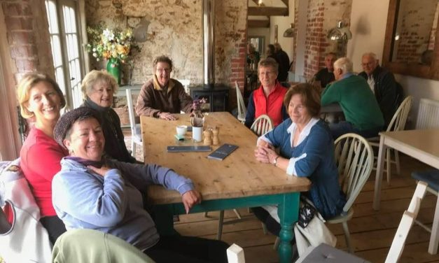 Regular Events: Table Tennis, Swimming and Ambling
