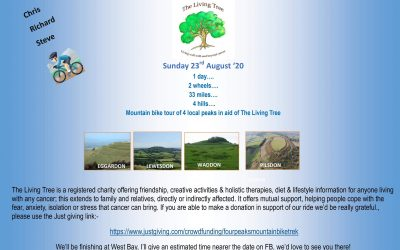 Cycle Challenge Fundraiser