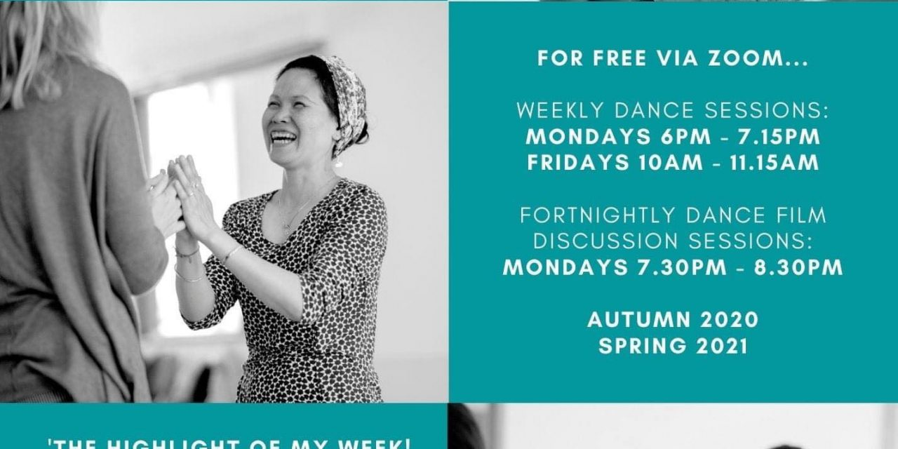 Move Dance Feel – Free Zoom Sessions