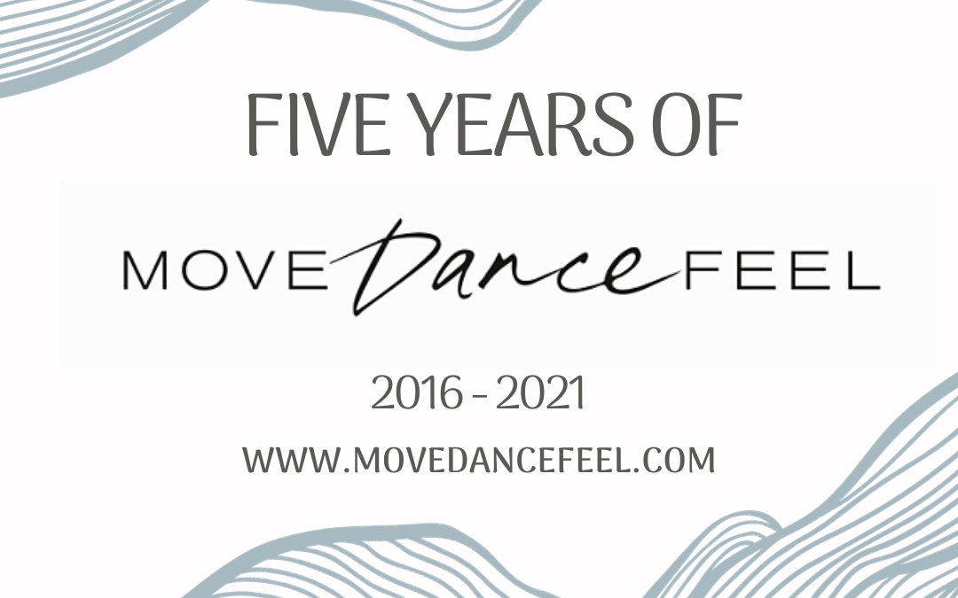 Move Dance Feel Free Online Classes