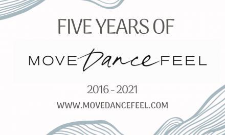 Move Dance Feel Free Online Classes